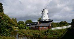 windmill Rye Britain
