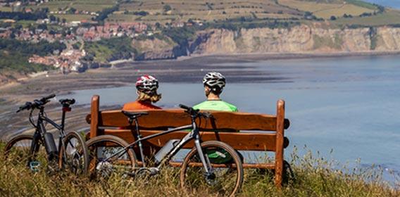 По Англии на велосипеде