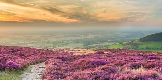 England's Great Walking Trails