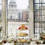 Afternoon Tea with view portrait