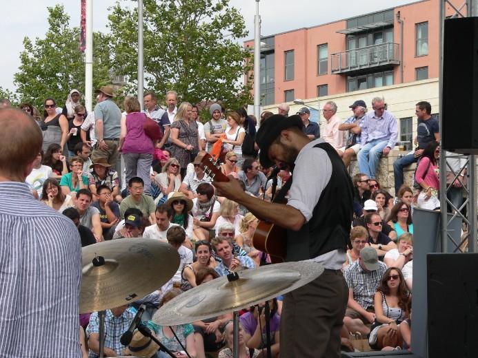 Band-at-Bristol-Harbour-Festival_CREDIT_Destination-Bristol
