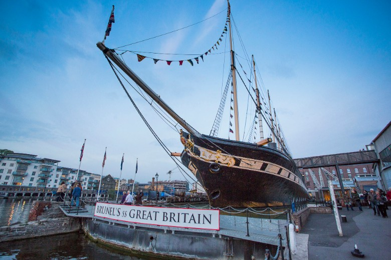 Brunels-ss-Great-Britain-Bow_CREDIT_Adam-Gasson