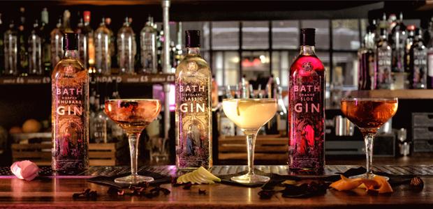 Bath Gin distillers