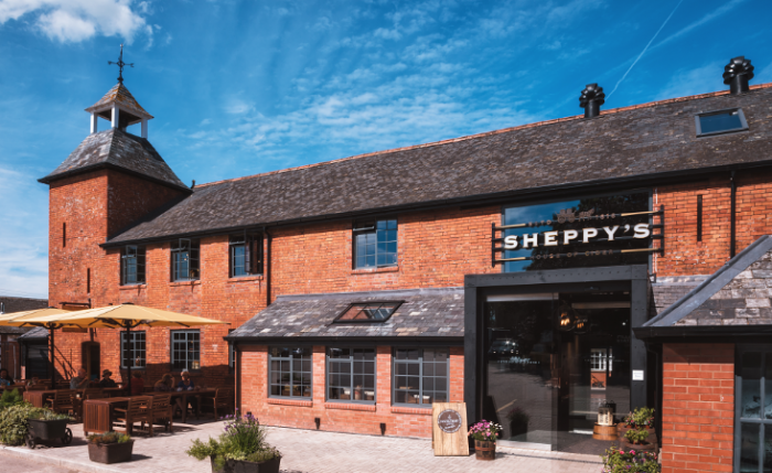 Sheppys Cider Makers