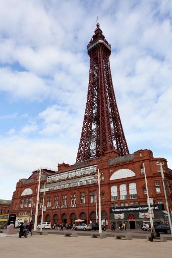 The Blackpool Tower Eye - trade visitbritain com : trade