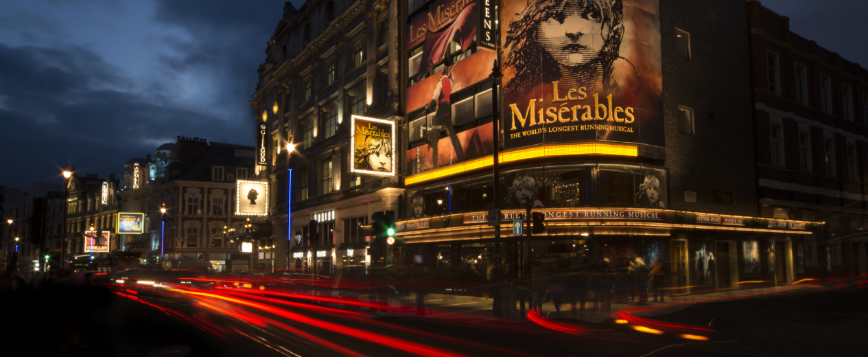 A walking tour of London's West End